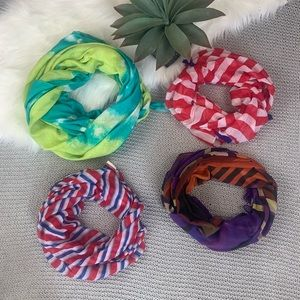 Accessories - 3/$20 Lot of scarves